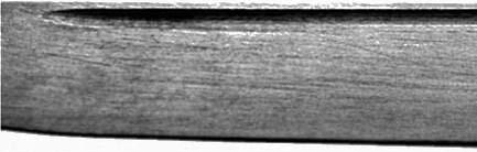 Шлифовка и заточка клинка