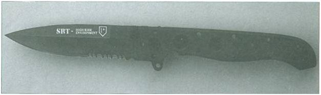 Columbia River Knife and Tool M16-13T